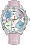 Jacob & Co Five Time Zone - 40mm, 2ct Bezel JC-M41da 2.00 carat bezel watch