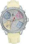 Jacob & Co Five Time Zone - 40mm, 2ct Bezel JC-M44 2.00 carat bezel watch