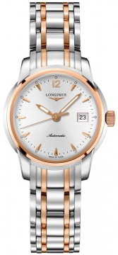 Longines The Saint-Imier 30mm Ladies watch, model number - L2.563.5.72.7, discount price of £1,575.00 from The Watch Source