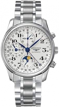 Longines Master Complications Mens watch, model number - L2.673.4.78.6, discount price of £1,825.00 from The Watch Source