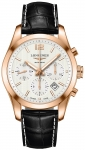 Longines Conquest Classic Automatic Chronograph 41mm L2.786.8.76.3 watch
