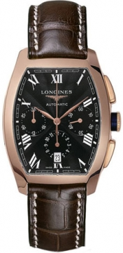 Longines Evidenza Large Mens watch, model number - L2.643.8.51.4, discount price of £5,675.00 from The Watch Source