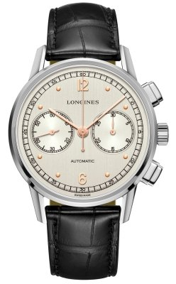 Longines Heritage Chronograph L2.814.4.76.0 watch