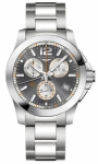 Longines Conquest Quartz Chrono 41mm L3.700.4.79.6 watch