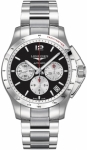 Longines Conquest Automatic Chronograph 44.5mm L3.697.4.96.6 watch