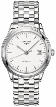 Longines Flagship Automatic Mens watch, model number - L4.874.4.12.6, discount price of £879.00 from The Watch Source