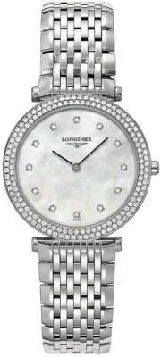 Longines La Grande Classique Quartz 31mm L4.515.0.87.6 watch