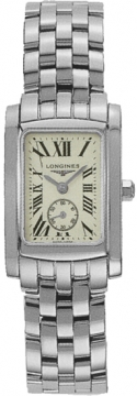 Longines DolceVita Quartz Ladies Ladies watch, model number - L5.155.4.71.6, discount price of £645.00 from The Watch Source