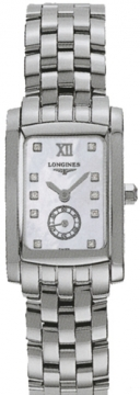 Longines DolceVita Quartz Ladies Ladies watch, model number - L5.155.4.84.6, discount price of £905.00 from The Watch Source