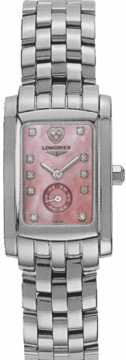 Longines DolceVita Quartz Ladies Ladies watch, model number - L5.155.4.93.6, discount price of £905.00 from The Watch Source
