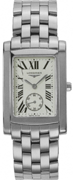 Longines DolceVita Quartz Mens Mens watch, model number - L5.655.4.71.6, discount price of £645.00 from The Watch Source
