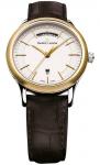 Maurice Lacroix Les Classiques Quartz Day Date lc1007-pvy11-130 watch