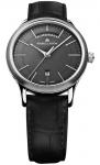 Maurice Lacroix Les Classiques Quartz Day Date lc1007-ss001-330 watch