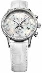 Maurice Lacroix Les Classiques Phase de Lune Chrono Ladies lc1087-sd501-160 watch