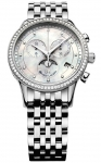 Maurice Lacroix Les Classiques Phase de Lune Chrono Ladies lc1087-sd502-160 watch