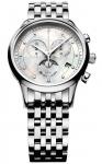 Maurice Lacroix Les Classiques Phase de Lune Chrono Ladies lc1087-ss002-160 watch
