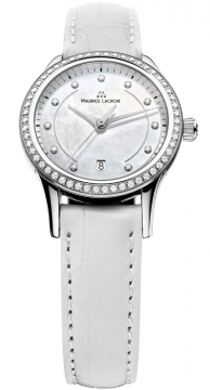 Maurice Lacroix Les Classiques Date Ladies Ladies watch, model number - lc1113-sd501-170, discount price of £2,000.00 from The Watch Source