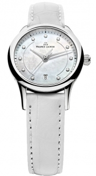 Maurice Lacroix Les Classiques Date Ladies Ladies watch, model number - lc1113-ss001-170, discount price of £955.00 from The Watch Source