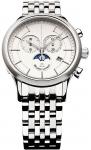 Maurice Lacroix Les Classiques Chronograph Phase de Lune lc1148-ss002-130 watch