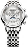 Maurice Lacroix Les Classiques Chronograph Phase de Lune lc1148-ss002-131 watch