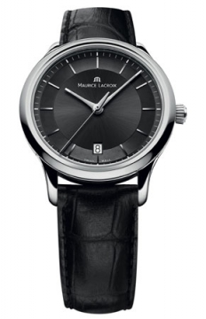 Maurice Lacroix Les Classiques Quartz Date Mens watch, model number - lc1237-ss001-330, discount price of £540.00 from The Watch Source