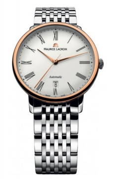 Maurice Lacroix Les Classiques Tradition Mens watch, model number - lc6067-ps102-110, discount price of £1,730.00 from The Watch Source
