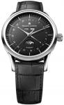 Maurice Lacroix Les Classiques Phase de Lune Automatic lc6068-ss001-33e watch