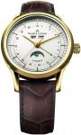 Maurice Lacroix Les Classiques Phase de Lune Automatic lc6068-yg101-13e watch