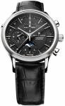 Maurice Lacroix Les Classiques Chronograph Day Date Phase de Lune lc6078-ss001-33e watch