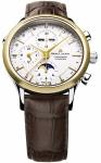 Maurice Lacroix Les Classiques Chronograph Day Date Phase de Lune lc6078-ys101-13e watch