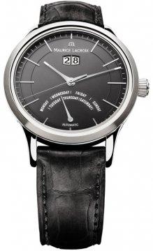 Maurice Lacroix Les Classiques Jours Retrograde lc6358-ss001-33e watch