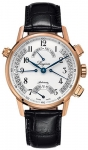 Longines Heritage Retrograde L4.797.8.23.2 watch