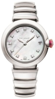 Bulgari Lucea Automatic 33mm 102199 watch