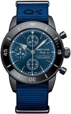 Breitling Superocean Heritage Chronograph 44 m133132a1c1w1 watch