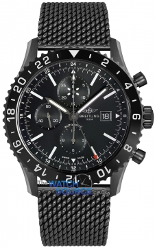 Breitling Chronoliner m2431013/bf02/159m watch