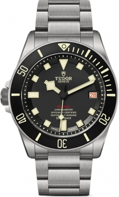 Buy this new Tudor Pelagos 42mm m25610tnl-0001 mens watch for the discount price of £3,440.00. UK Retailer.