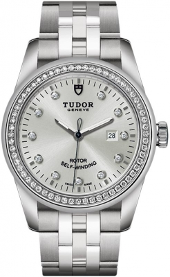 Tudor Glamour Date 31mm m53020-0003 watch