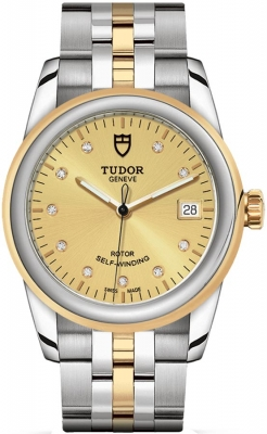 Tudor Glamour Date 36mm m55003-0006 watch