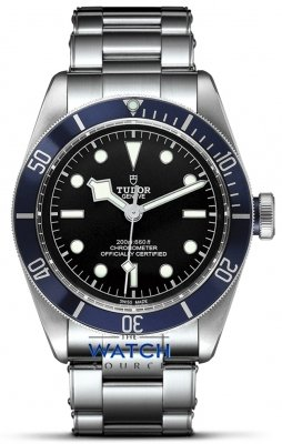 Tudor Black Bay 41mm m79230b-0008 watch