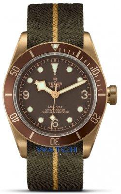 Tudor Black Bay Bronze 43mm m79250bm-0004 watch