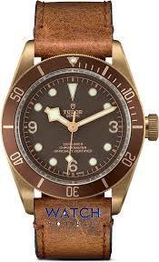 Tudor Black Bay Bronze 43mm m79250bm-0005 watch