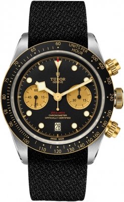 Buy this new Tudor Black Bay Chronograph 41mm m79363n-0003 mens watch for the discount price of £4,113.00. UK Retailer.