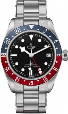 Buy this new Tudor Black Bay GMT 41mm m79830rb-0001 mens watch for the discount price of £4,250.00. UK Retailer.