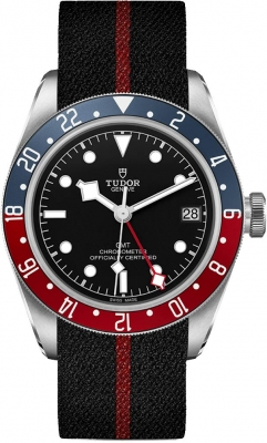 Tudor Black Bay GMT 41mm m79830rb-0003 watch