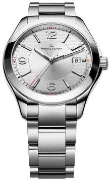 Maurice Lacroix Miros Quartz Date Mens mi1018-ss002-130 watch