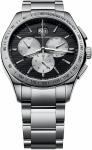 Maurice Lacroix Miros Quartz Chronograph 42mm mi1028-ss002-332 watch