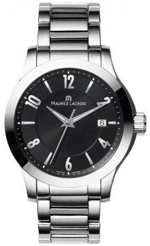 Maurice Lacroix Miros Quartz Date Mens mi1066-ss002-320 watch