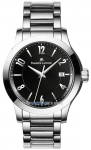 Maurice Lacroix Miros Quartz Date Mens mi1067-ss002-320 watch
