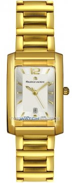 Maurice Lacroix Miros Rectangle mi2023-yp016-122 watch