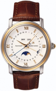 Maurice Lacroix Masterpiece Phase de Lune Mens watch, model number - mp6347-ys101-19e, discount price of £2,075.00 from The Watch Source